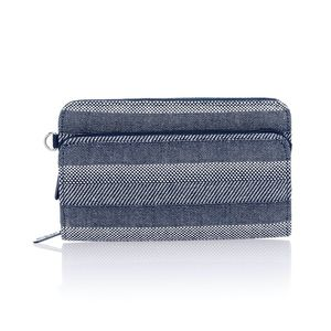 Thirty-One Perfect Cents Wallet - Woven Stripe